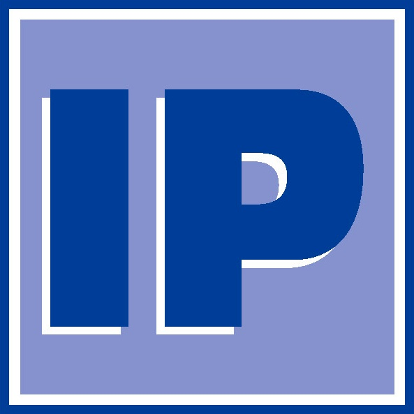 Blue IP Logo