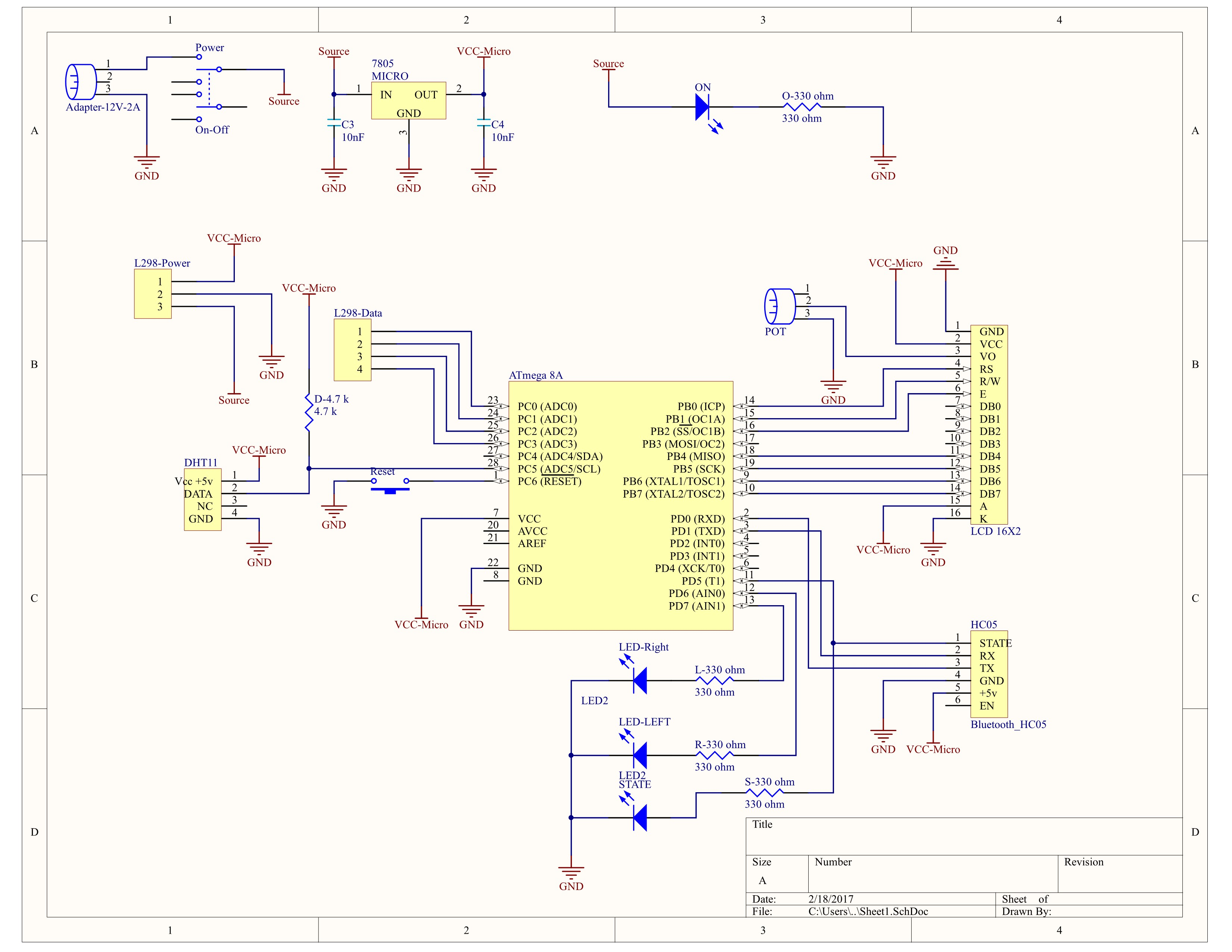 PCB Project Page 1