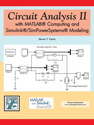 Circuit Analysis 2 with Matlab